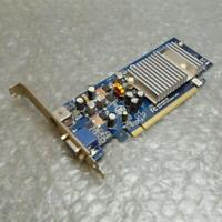 256MB Gigabyte GV-NX73S256T-RH GeForce 7300 PCI-e VGA / S-Video Graphics Card