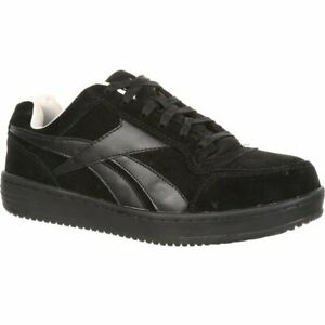 Reebok Men's Work Soyay Steel Toe Slip Resistant SKATEBOARDING Sneaker RB1910
