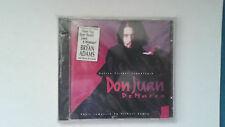 """ORIGINAL SOUNDTRACK """"DON JUAN DE MARCO"""" CD 10 TRACKS MICHAEL KAMEN BANDA SONORA"""