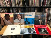 LOUIS ARMSTRONG HUGE 7 LP Vinyl Record Album lot BEST OF / Hello Dolly / Reunion