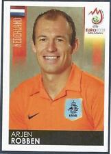 PANINI EURO 2008- #271-NEDERLAND-HOLLAND & REAL MADRID-CHELSEA-PSV-ARJEN ROBBEN