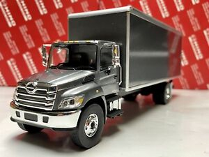 NEW Hino L 268 338  Diecast Collectible 1:43 model Truck 600 Series GREY