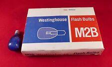 12 Westinghouse M2B M 2 B   Flashbulbs New Old Stock