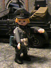 PLAYMOBIL CUSTOM OFICIAL WEHRMACHT (NORMADIA-1944) REF-0595 BIS