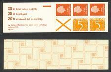 Nederland boekje 11 b F postfris