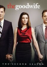 The Good Wife: The Second Season [New DVD] Slipsleeve Packaging, Subtitled, Wi