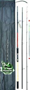 Progres Feeder Rod sections 3+3 tips Coarse Fishing Carbon Fiber Tackle Carp New