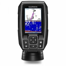 Garmin STRIKER 4 CHIRP Fishfinder with Dual Beam Transducer and GPS 010-01550-00