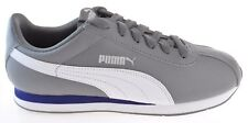 PUMA TURIN MEN'S GREY/WHITE SNEAKERS #360116-19