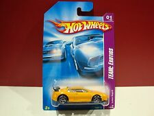 hotwheels team exotics Lotus Esprit Wheel Error ASW All Small Wheels rare find