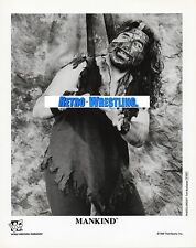 WWF PROMO MANKIND PHOTO MICK FOLEY WWE WRESTLING 8x10 PICTURE P-346