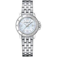Raymond Weil 5399-ST-00995 Women's Tango Mother of Pearl Quartz Watch
