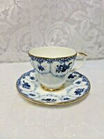 Teacup set, Duchess Bone China, Genevieve, Made in England, Beautiful