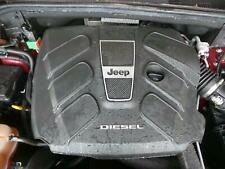 JEEP GRANDCHEROKEE ENGINE COVER DIESEL, 3.0, TURBO, WK, 05/13- 13 14 15 16 17 18
