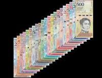 Venezuela VF Note 50000 50.000 Bolivares Bs September 2005 P-87 50,000