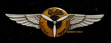 CURTISS ELECTRIC PROPELLERS WING HAT PIN UP AIRLINES AIRCRAFT WRIGHT PROPS GIFT