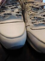 Reebok x Raised By Wolves Classic Leather Gore-Tex White Clear Mens S 9.5 CN020