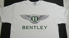 Brand New Bentley T-SHIRT w12 turbo racing street rolex gtc custom gt nos arnage