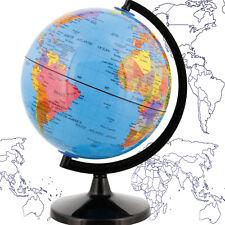 """TCP Global 6"""" (14.2cm) Blue Ocean Desktop World Globe Black Base"""