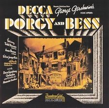 Gershwin: Porgy and Bess / Anne Brown, Todd Duncan by Anne Brown, Various e3a
