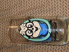 3 VINTAGE ALVIN & CHIPMUNKS GLASS TUMBLERS , ALVIN , SIMON , CHIMPETTES