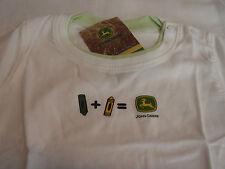 PRECIOUS CARGO Baby Boys Girls 24 Month Bodysuit John Deere Licensed Product NWT