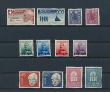 LL86957 Norway mixed thematics fine lot MNH