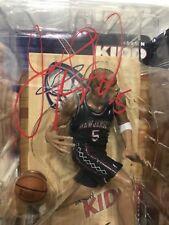 HOF Jason Kidd New Jersey Nets NBA Series 1 McFarlane Action Figure Autographed