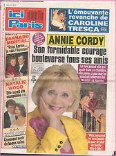 ▬►ICI PARIS 2321 ANNIE CORDY_NATALIE WOOD_ROCH VOISINE_MICK JAGGER_AMANDA LEAR