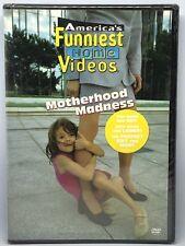 Americas Funniest Home Videos - Motherhood Madness (DVD, 2007)   BRAND NEW