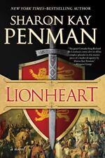 Lionheart, Penman, Sharon Kay, New Book