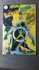 BRAVE AND THE BOLD #77 Higher grade Batman & Atom, DC Comics 1968
