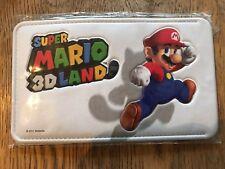 ORIGINALE Nintendo Super Mario 3D LAND CASE-Nintendo 3 DS-sigillato Nuovo di Zecca &