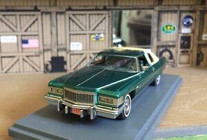 Cadillac Coupe De Ville 1976 1/43 Neo Models