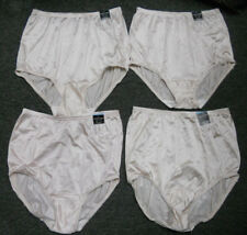 4 prs VANITY FAIR Brief PERFECTLY YOURS RAVISSANT 15712 Panty FAWN 6 / M