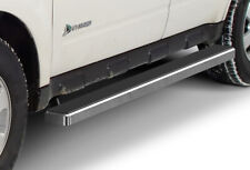 """4"""" iBoard Running Boards Nerf Bars Fit 08-12 Ford Escape (Mazda Tribute)"""
