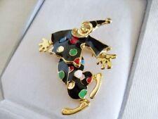 Art Deco Enamel Other Reproduction Vintage Jewellery