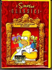 I SIMPSON CLASSICI N. 14 - L'ULTIMA TENTAZIONE DI HOMER - DVD