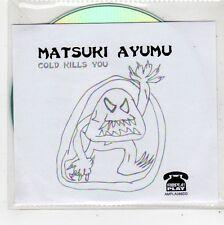 (FQ544) Matsuri Ayumu, Cold Kills You - 2014 DJ CD