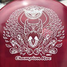 Rare Early Usdgc Champion Roc Plus 180 g Innova Disc Golf Oop