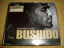 BUSHIDO liest Bushido Hörbuch (4 CDs)