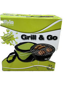 Camping Holzkohle-Grill Silva GG 2650 Grill & GO NEU +OVP