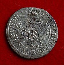 Josef II Groschen 1707 Brieg