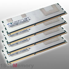 Apple Mac Pro 32GB Memory 4x 8GB 1333MHz DDR3 PC3-10600 ECC RAM Xeon 4 8 12 Core