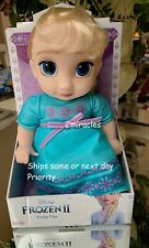 Frozen II 2* Disney Elsa Young Baby Doll* Christmas Gift PRIORITY SHIP