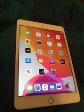 Apple iPad mini 4 128GB, Wi-Fi, 7.9in - Gold