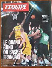 L'Equipe Journal du 11/03/1995; Basket Français/ DAvid Ginola/ VA-OM/ Lutte Inde
