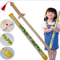 Martial Arts Kung Fu Tai Chi Bamboo Sword Practice Performance Sporting Goods