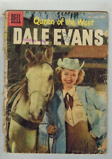 QUEEN OF THE WEST DALE EVANS COMIC No. 14 - 1957 - DELL -