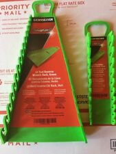 Snap On Green Wrench Racks. Reverse